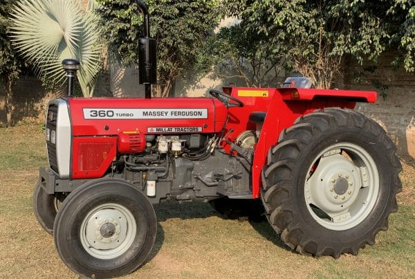 "Massey Ferguson MF 360 Tractor<h5 class=""product-price""><span class=""starting-from"">Starting Price:</span><span class=""currency"">$</span>7,500</h5>"