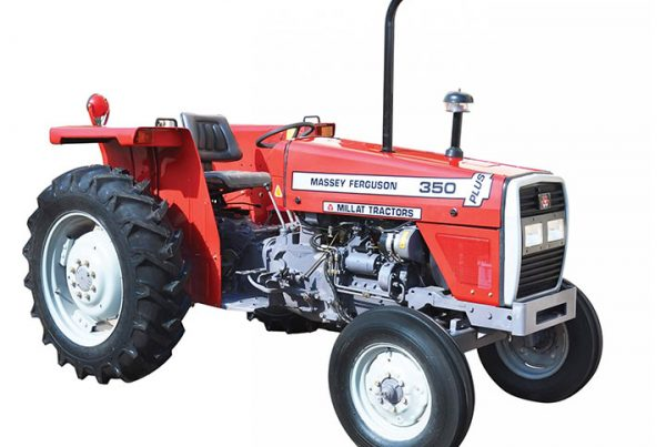 "Massey Ferguson MF 350 Tractor<h5 class=""product-price""><span class=""starting-from"">Starting Price:</span><span class=""currency"">$</span>1,200,000</h5>"